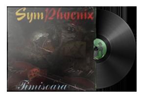 Discul SymPhoenix alături de Phoenix (Timișoara)
