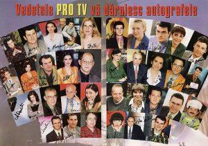 echipa PRO TV în 1995