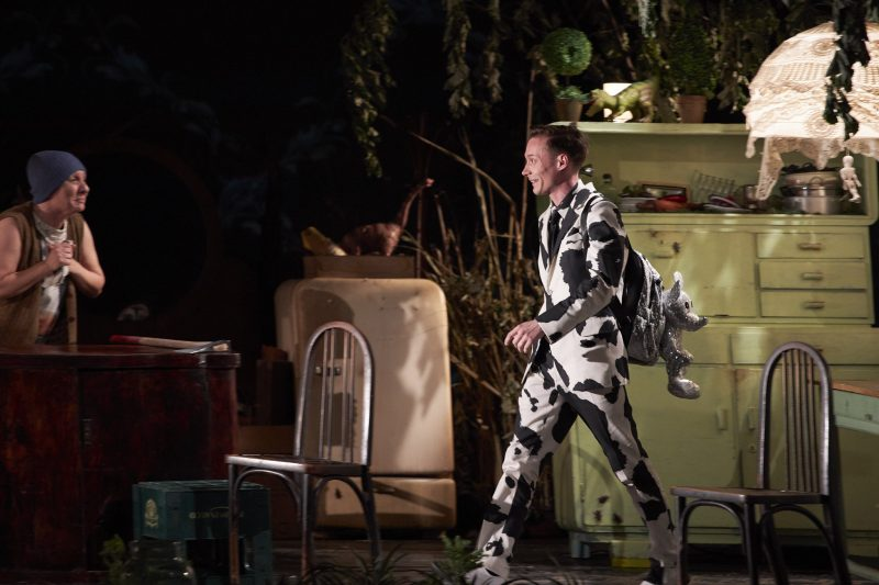 La Teatrul de Stat Constanta a inceput sa mearga Billy Schiopul
